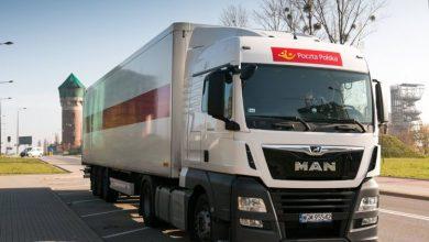 aplikacja mSpeed, Poczta Polska ciężarówka