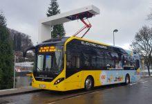 autobus elektryczny Volvo