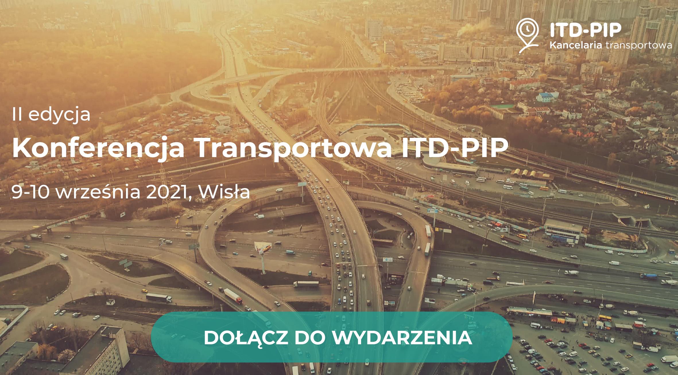 Konferencja Transportowa ITD-PIP