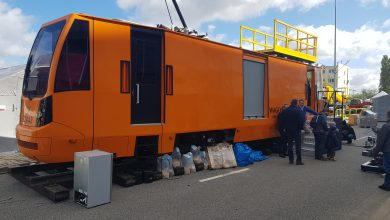 wagony techniczne MPK Łódź