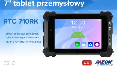 Tablet RTC-710RK