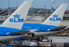 KLM, Schiphol