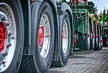 29 na 100 obywateli UE pracuje w branży transportowej.