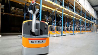 Baterie Li-Ion w wózkach widłowych