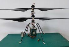 Chiny pracują nad prototypem helikoptera marsjańskiego.