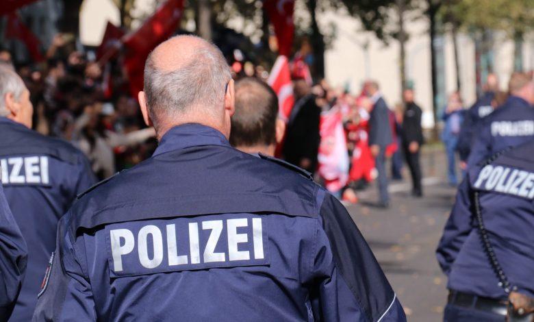 Niemiecka policja zwiększa częstotliwość kontroli pojazdów transportowych.